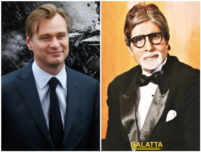 Amitabh Bachchan Reveals Why Christopher Nolan Is
