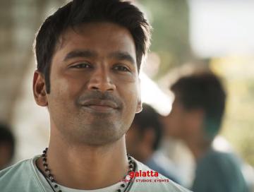 ENPT release promo Dhanush Megha Akash Gautham Menon - Tamil Movie Cinema News