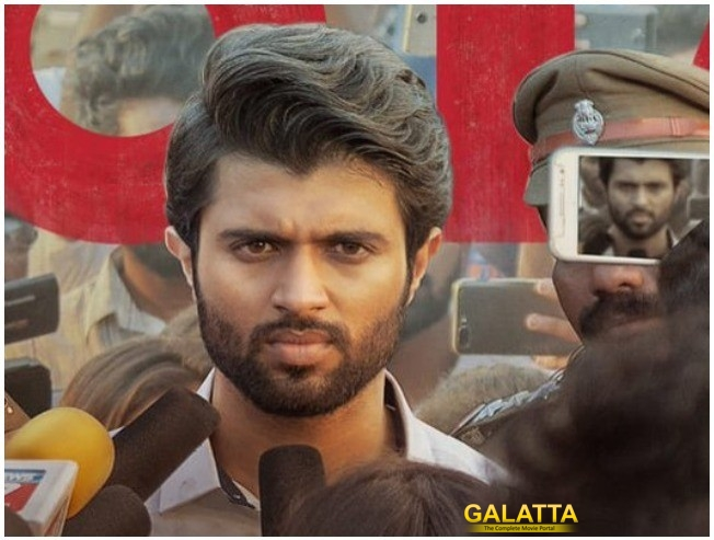 OFFICIAL: Vijay Deverakonda's NOTA To Clash With Two Biggies