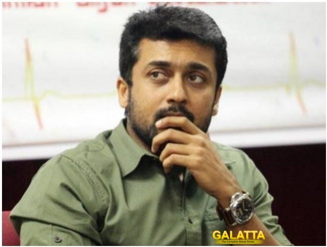 Suriya 37: This Big Star Says Goodbye