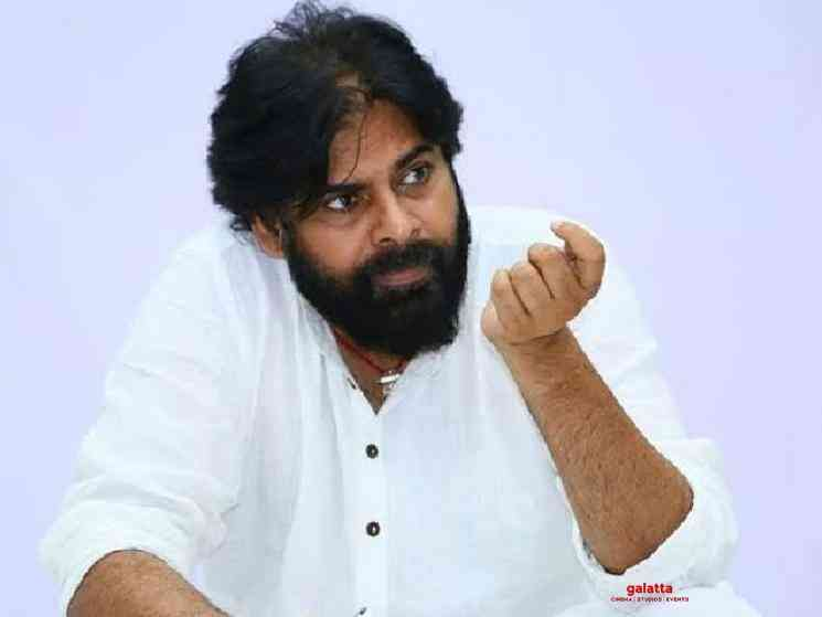 Pawan Kalyan clarifies on his return to acting! - Tamil Cinema News