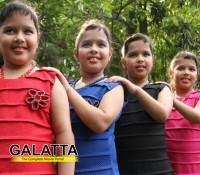 Enna Satham Indha Neram quadruplets get wishes from former CM!