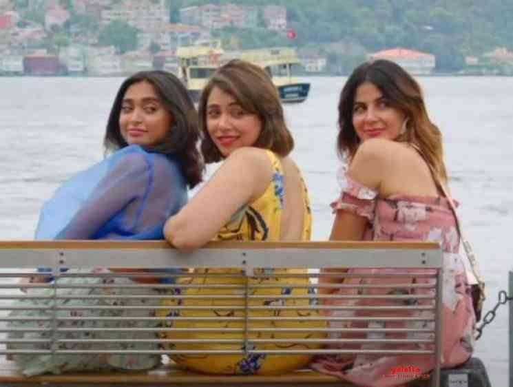 Every Girls Trip Ever Sayani Gupta Kirti Kulhari Bani - Hindi Movie Cinema News