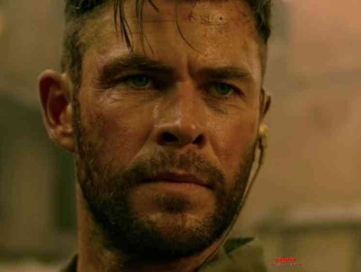 Chris Hemsworth Talks About Crazy Car Chase In Extraction - Tamil Movie Cinema News