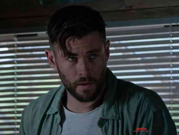 Chris Hemsworth Mission Sneak Peek Extraction Netflix India