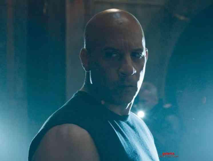 F9 trailer Fast and Furious 9 The Fast Saga Vin Diesel John Cena - Tamil Movie Cinema News