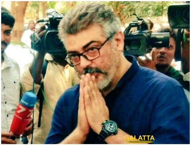 EXCITING: 'Thala' Ajith To Delight Fans In Madurai Soon