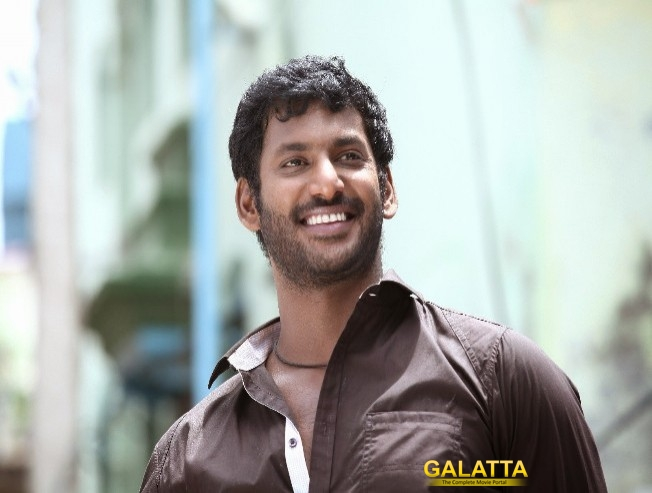Vishal to launch Paradox Production First Movie Title