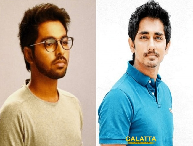 Shoot Mode On For Siddharth & GVP's Project