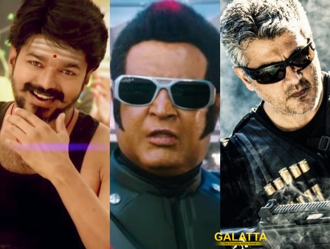 Teaser Battle: 2.0, Mersal and Vivegam - Who's The Real Winner?