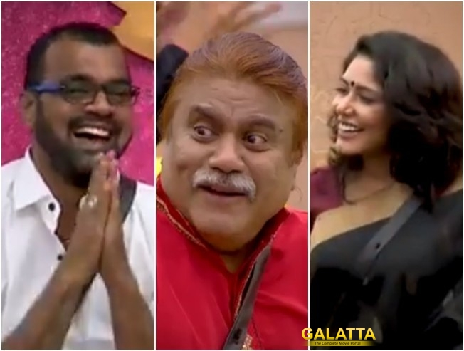 Bigg Boss Tamil Promo 28 September Mamathi Chari Balaji Ananth Vaidyanathan Return