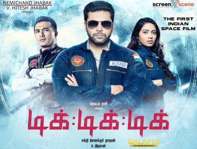 Jayam Ravi Space Film Tik Tik Tik Super Hit 25th Day