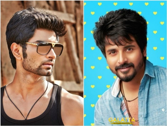 Sivakarthikeyan Reveals Intriguing Title For Atharvaa's Next!