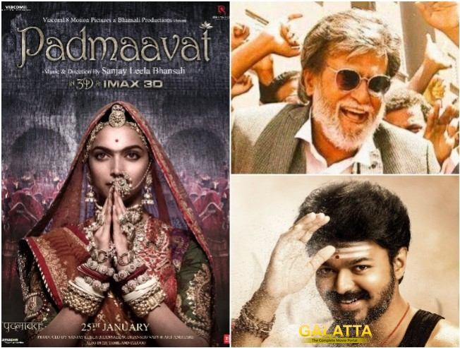 Padmaavat To Be Screened At The Grand Rex In France After Kabali And Mersal