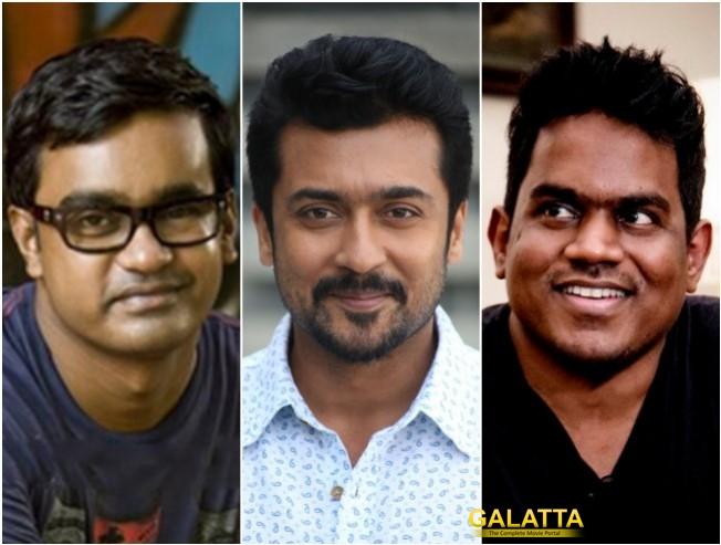 Yuvan Shankar Raja Composes Track For Selvaraghavan Suriya 36