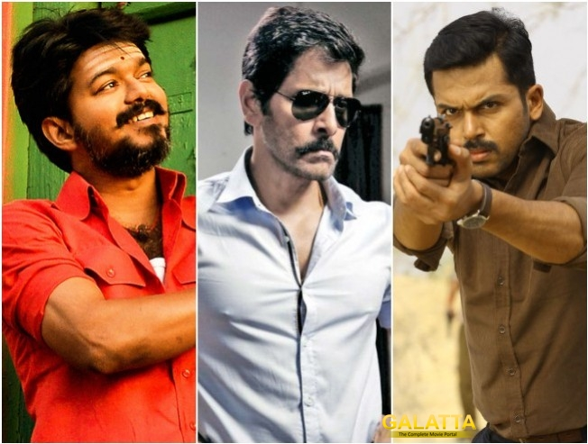 Vikram's Saamy Square Takes The Mersal And Theeran Adhigaaram Ondru Route