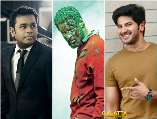 A. R. Rahman And Dulquer Salmaan Step Forward For Karthik Subbaraj's Mercury