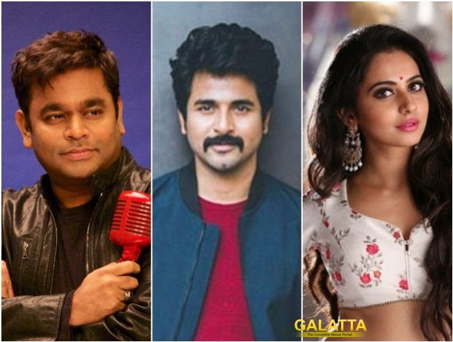 SK 14: Sivakarthikeyan's Sci-Film Gets National Level Addition