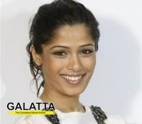 Kareena Kapoor inspires Freida Pinto!