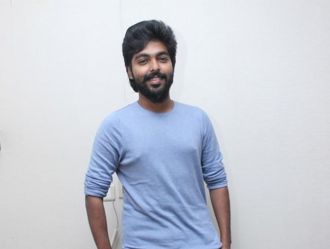 HUGE honour for GV Prakash!