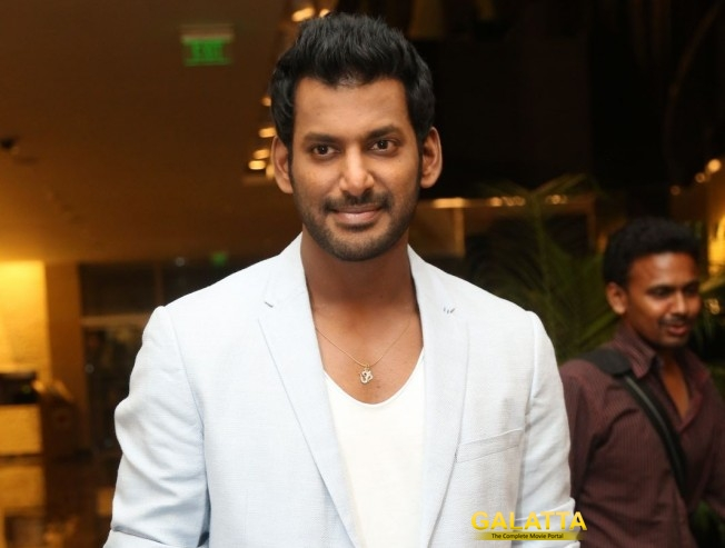 Vishal gets Face of Animal Activism title