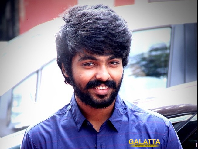 GV Prakash in Virgin Mappilai
