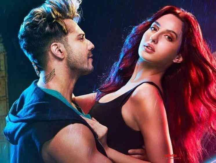 Kaadhal Theeye Song Street Dancer 3D Varun Nora Shraddha - Hindi Movie Cinema News