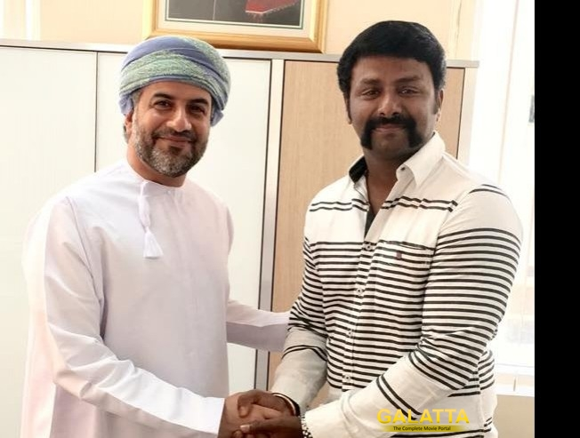 Ippadai Vellum gets an admirer from Oman