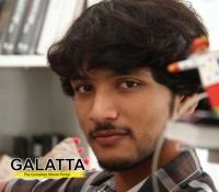 Gautham Karthik announces his next!