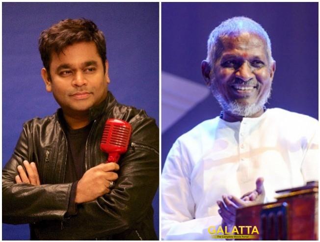 A. R. Rahman Surpasses Ilaiyaraaja's National Awards Record