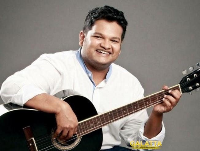 Composer Ghibran gets international recognition for his