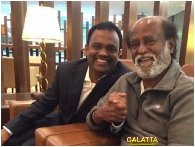 Rajinikanth Expelling Raju Mahalingam From Rajini Makkal Mandram Is False Rumor