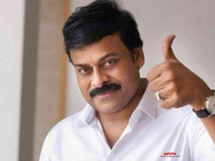 Megastar Chiranjeevi joins Twitter praises RRR motion poster - Telugu Movie Cinema News