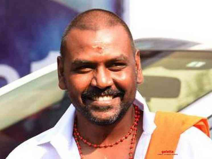 Raghava Lawrence pleads to people in emotional video - Tamil Movie Cinema News
