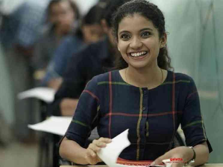 Anna Ben Arjun Ashokan to pair up for director Antony Sony - Tamil Movie Cinema News