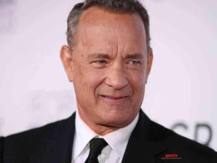 Corona Virus affected Tom Hanks puts up new post - English Movie Cinema News