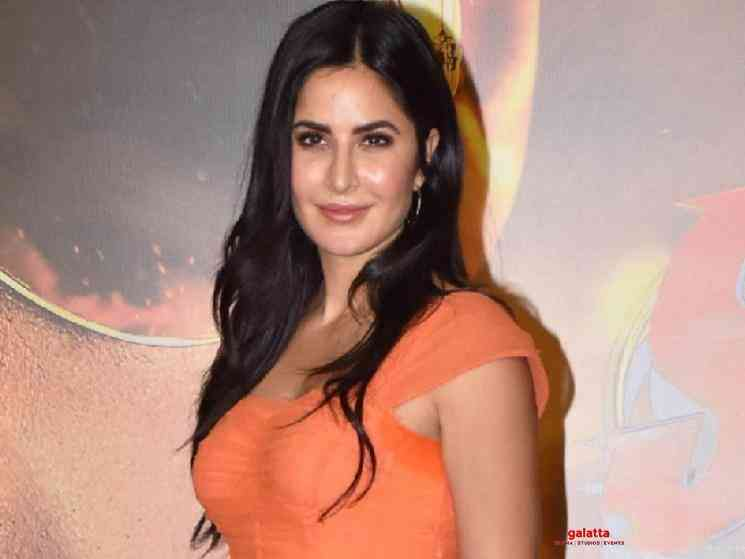 Katrina Kaif not a part of Vikas Bahl Amitabh Bachchan project - Tamil Movie Cinema News