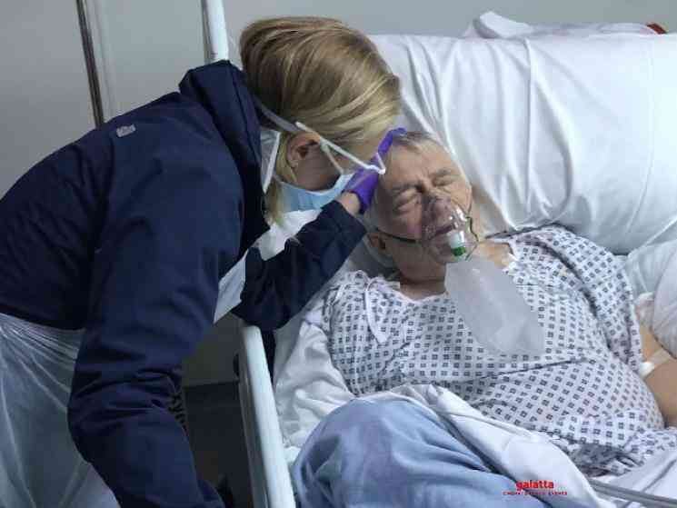 Transformers Actor Sophia Myles father loses life to Corona Virus - Telugu Movie Cinema News