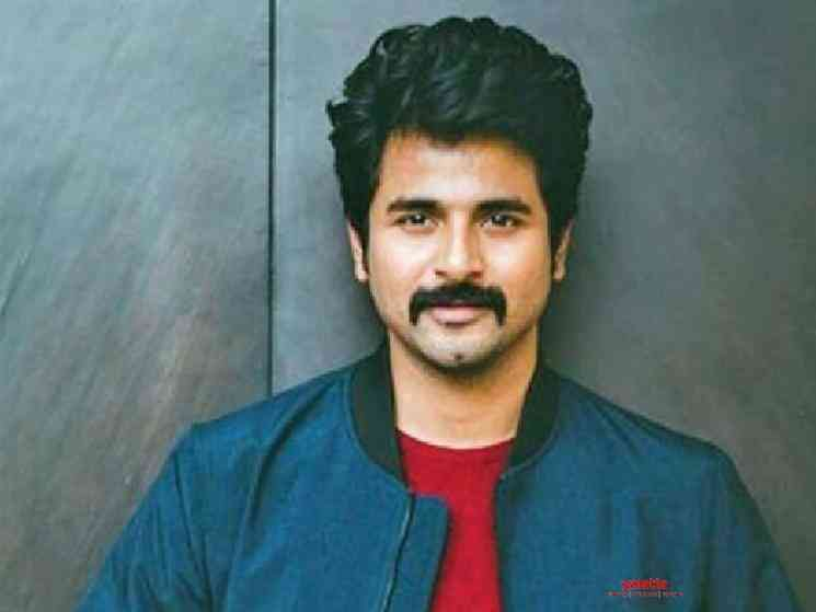 Sivakarthikeyan donates Rs 10 Lakhs to FEFSI workers - Tamil Movie Cinema News