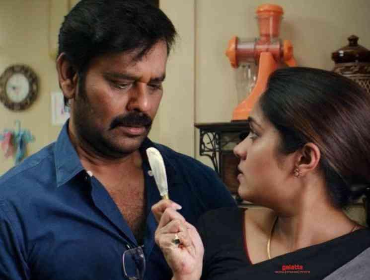 Godfather Sneak Peek 2 Natarajan Subramaniam Ananya Nair - Tamil Movie Cinema News