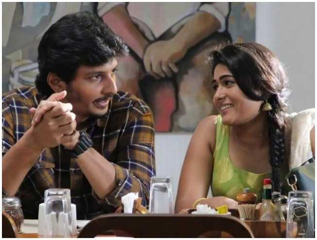 Gorilla Shalini Pandey character video Jiiva Yogi Babu - Tamil Movie Cinema News