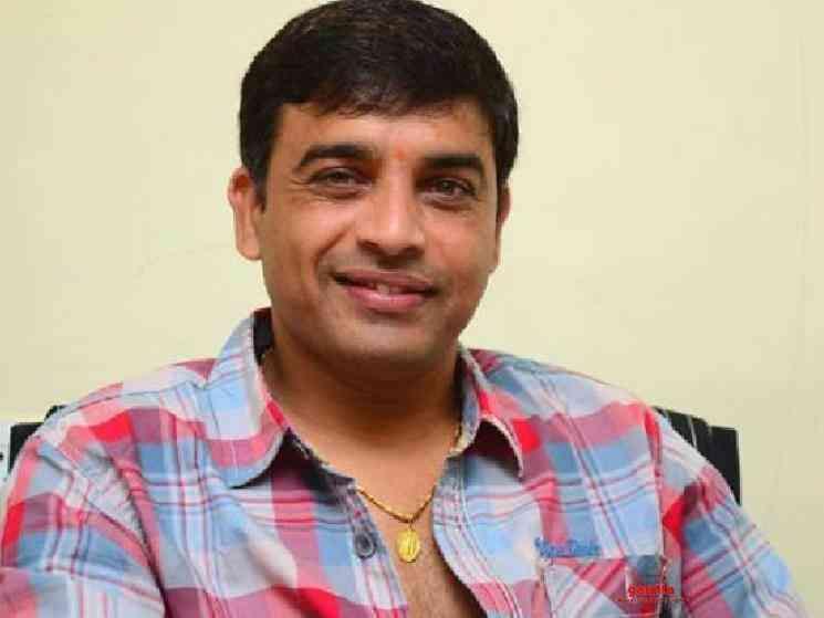 Jaanu Producer Dil Raju to marry again - Tamil Movie Cinema News