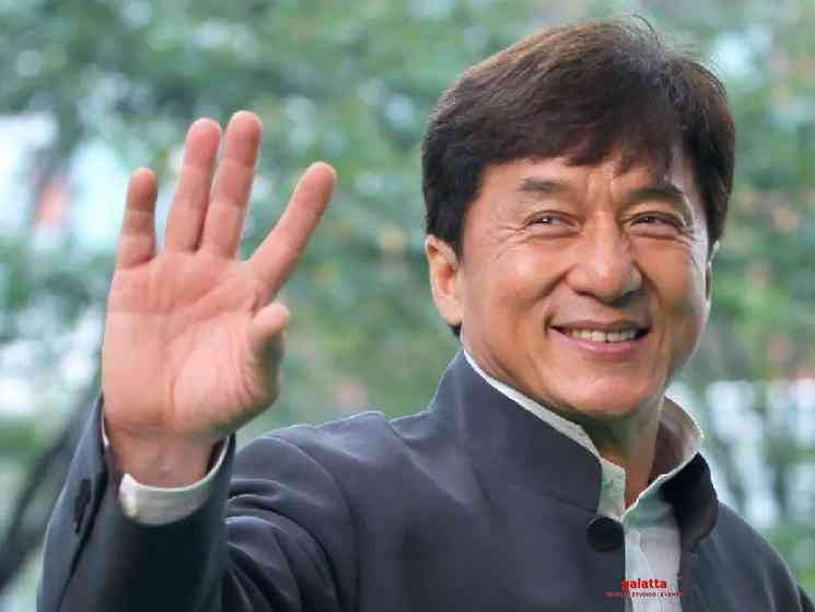 Jackie Chan announces reward for finding Corona Virus cure - Tamil Movie Cinema News