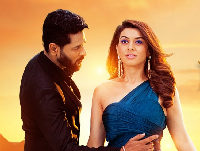 Gulaebaghavali Has Hansika Playing A Thief With Negative Shades