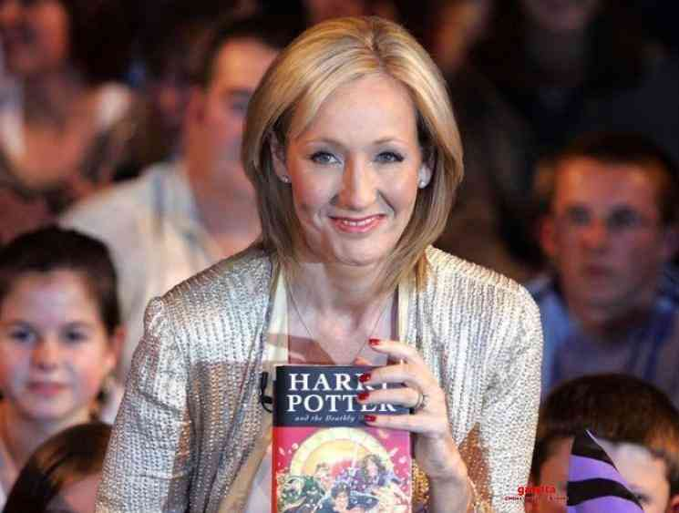Harry Potter author J K Rowling coronavirus symptoms - Tamil Movie Cinema News