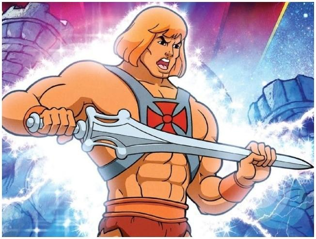 He Man Masters of the Universe Shooting July 2019 Mattel Sony Pictures