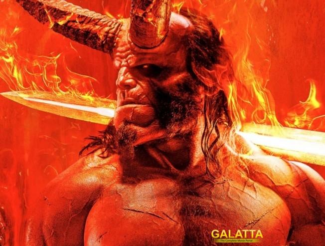 Hellboy Reboot Neil Marshall David Harbour Mike Mignola  Lionsgate April 2019