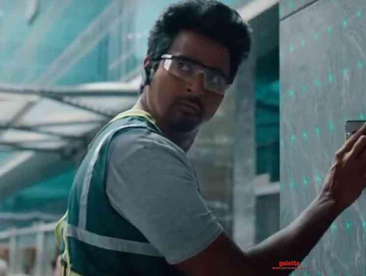 Hero Shakthi Movie Sivakarthikeyan Arjun Kalyani Best Scenes - Tamil Movie Cinema News