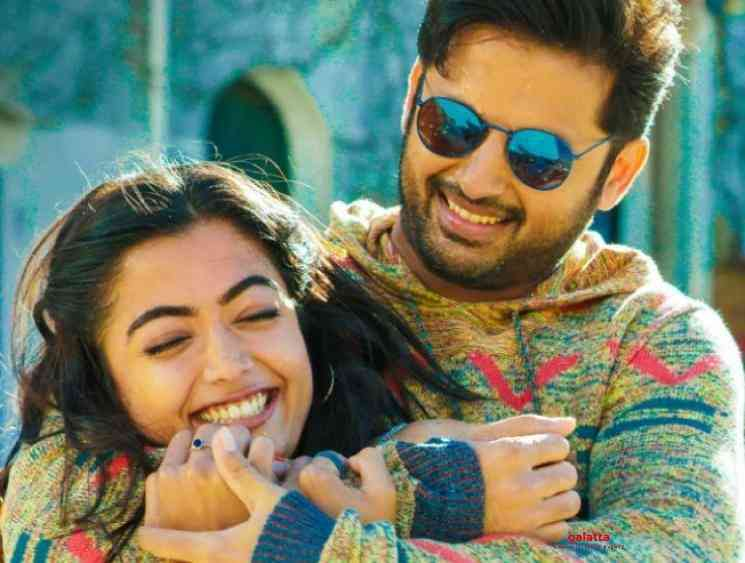 Hey Choosa video song Bheeshma Rashmika Mandanna Nithiin - Tamil Movie Cinema News