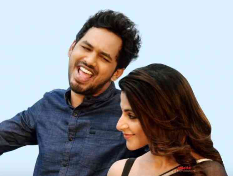 Hiphop Tamizha Naan Sirithal releasing on February 14 - Tamil Movie Cinema News